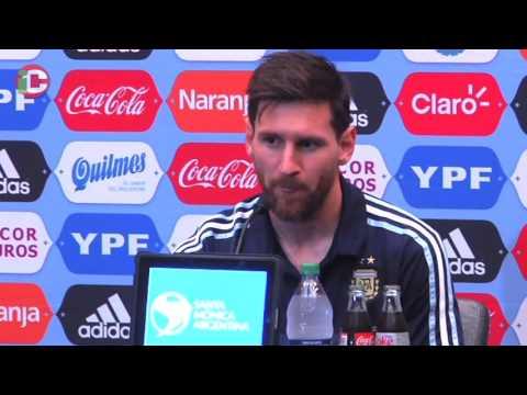 """""""Chile es un equipo que no te dejar jugar"""": Messi"""