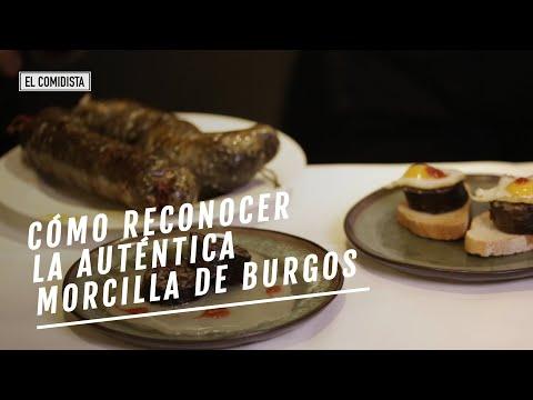 EL COMIDISTA   Cómo distinguir (y cocinar) la auténtica morcilla de Burgos