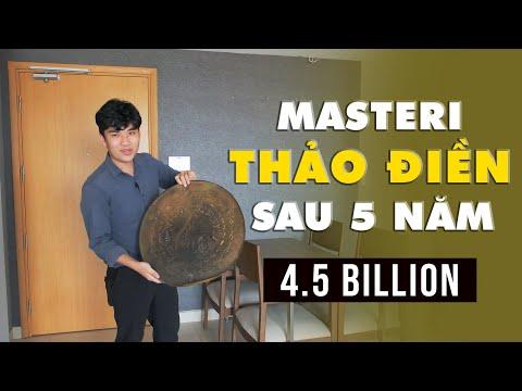 Review Căn Hộ Masteri Thảo Điền Sau 5 Năm Liệu Còn Xịn Xò? | Xem Nhà Cùng Bá Trí Official