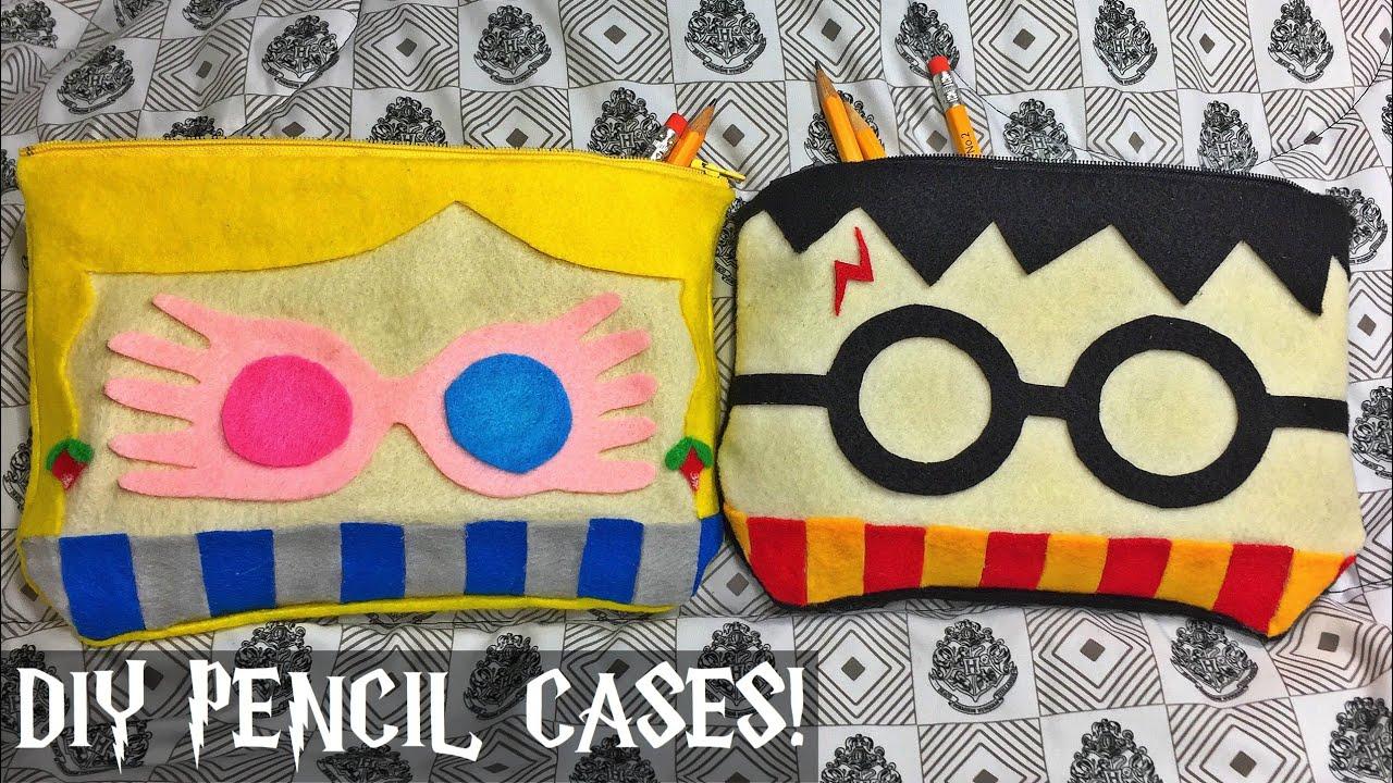 Felt Phone Cases Harry Potter Glasses