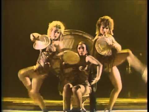 Pancho Villa Magazine 60 Solid Gold Dancer's 1987 (Video)