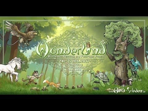 Waldfrieden Warm Up Wonderland 2017