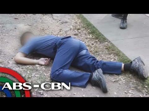TV Patrol: Pulis patay nang pagbabarilin umano ng kapwa pulis sa Taguig