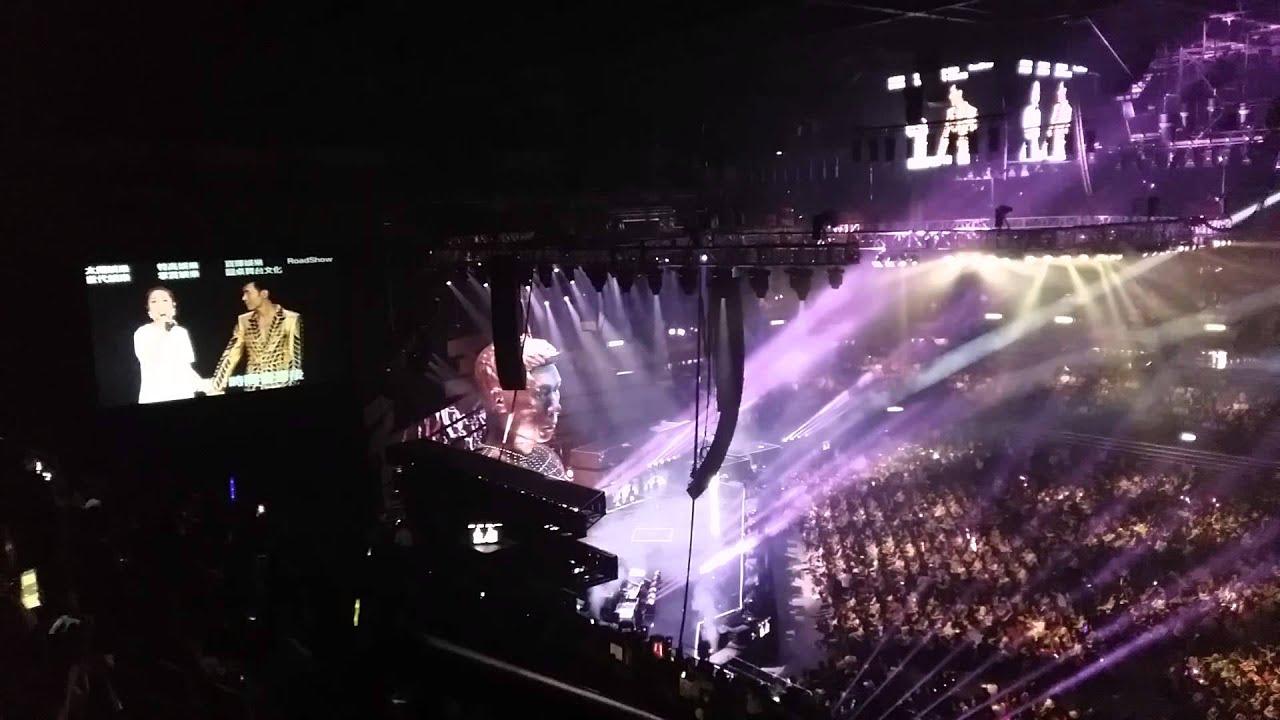 20150430會過去的(許志安+楊千嬅)@許志安Come On演唱會2015 - YouTube