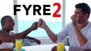 Ja Rule Announces Fyre Festival 2