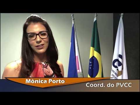 MÔNICA PORTO - Coordenadora do  PVCC / CRCES
