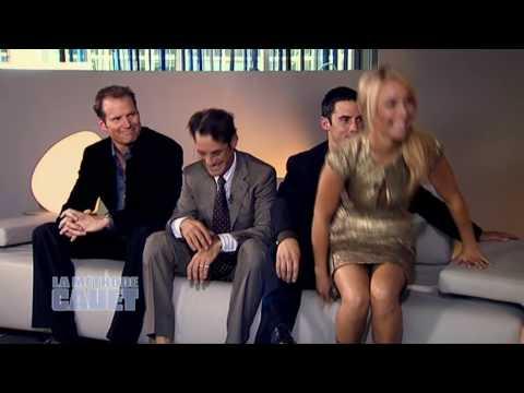 Hayden Panettiere and cast heroes interview part 4