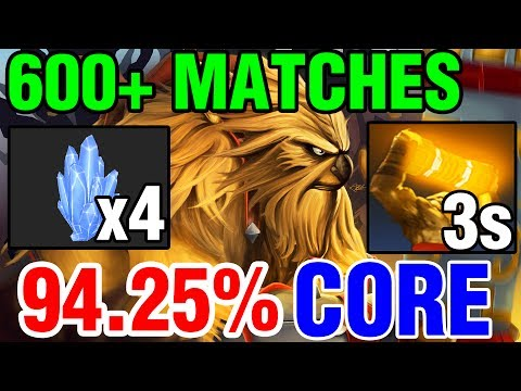 x4 DOUBLE DAMAGE SHAKER - THE 6K MMR SHAKER CORE PLAYER - 600+ MATCHES WITH 94.25% CORE - Dota 2