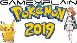 Junichi Masuda Hints Pokémon 2019 May Be Compatible With Let's Go & Pokémon Bank