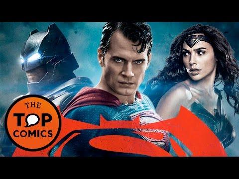 Reseña Batman v Superman