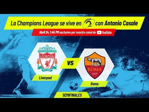 Liverpool 5 x 2 Roma | Semifinales Champions League
