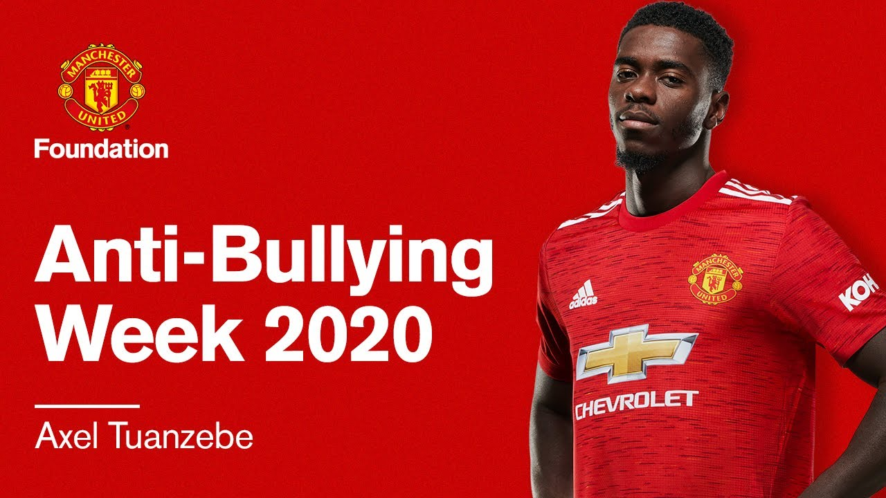 Axel Tuanzebe Talks Anti-Bullying Week