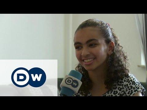 беженцы в германии видео