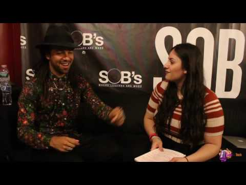Kes the Band Interview At SOB's