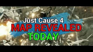 Just Cause 4 Map Revealed Today