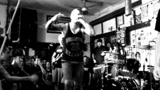 Shai Hulud with Chad Gilbert - SFLHC-  live at Churchills Miami (Reel and Restless Fest) (1/2)