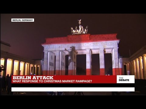 Berlin attack: What response to Christmas market rampage? (part 2)