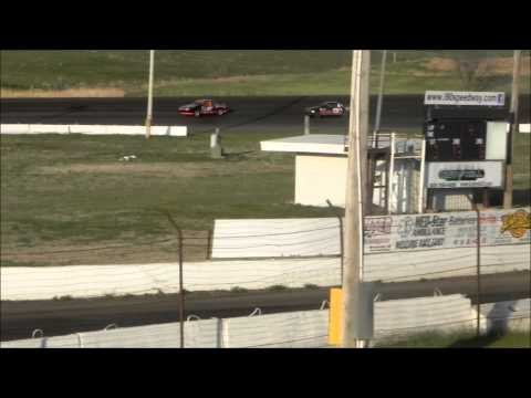 Super Charger Heat 1 - I90 Speedway 5-2-15