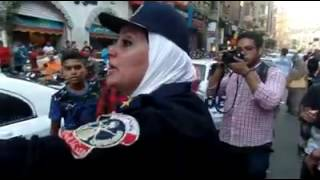 شاهد.. الشرطة النسائية تواجه التحرش خلال العيد بالقاهرة