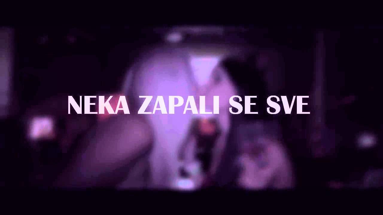 VUK MOB FT. NAPOLEON - NEKA ZAPALI SE SVE (2014) Official Lyric Video ᴴᴰ