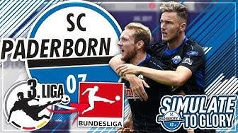 Von 3. LIGA bis zur CL!! 😳🔥 DER AUFSTIEG VON PADERBORN!?? 🔝 - FIFA 18 SC Paderborn STG Karriere #1