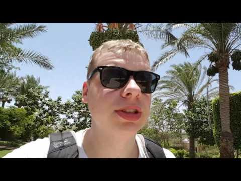 Urlaub Ägypten - Movie Gate Hotel Hurghada - VLOG #1