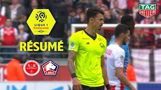 Stade de Reims - LOSC ( 1-1 ) - Résumé - (REIMS - LOSC) / 2018-19
