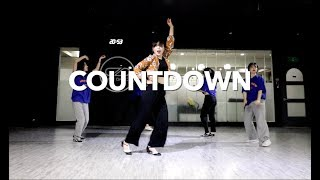 MIND DANCE(마인드댄스) 왁킹/소울 7:40 레벨업Class  | Dan hartman - Countdown/This is it | 김수진 T