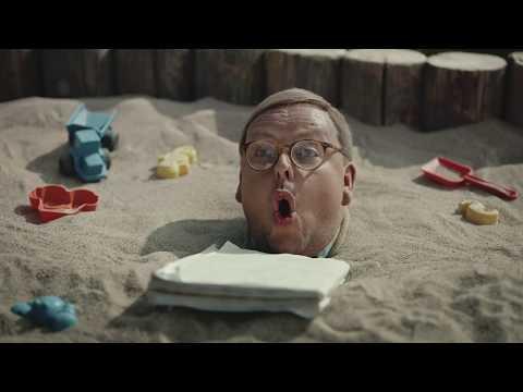 Ole tarkka, ota Pirkka - hiekkalaatikko