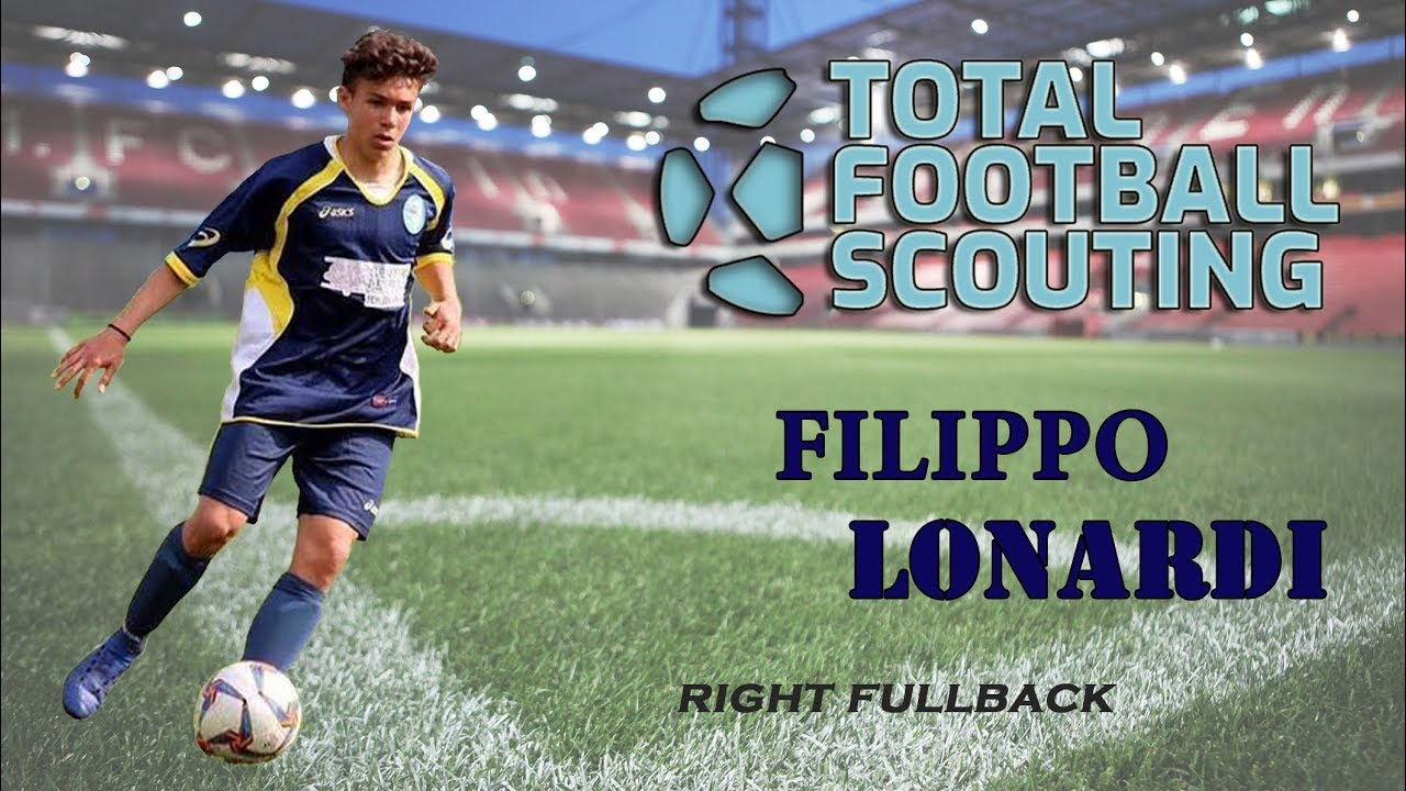 Filippo Lonardi (2002 Italian right fullback)