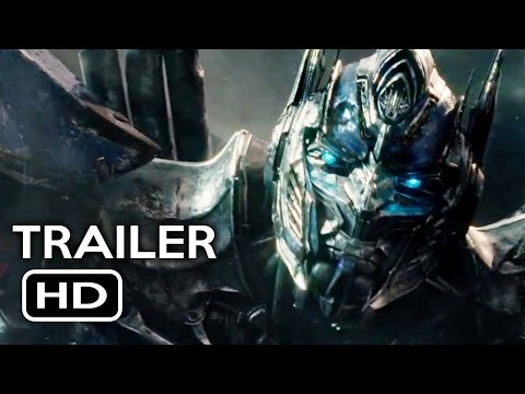 Transformers: The Last Knight [Trailer]