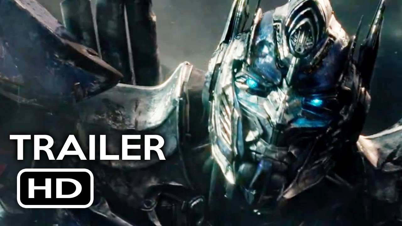 transformers: the last knight official trailer #1 (2017) mark