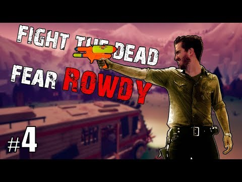 THE WALKING DEAD IN VR! | Out of Ammo: Death Drive #4 END - HTC Vive Gameplay
