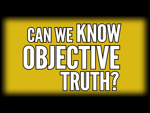 Can The Mind Access Objective Truth?