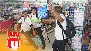 Gambar cover Luv U: Mall fight