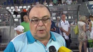 Андрей Андреев после финала V Турнира памяти Андрея Андреева
