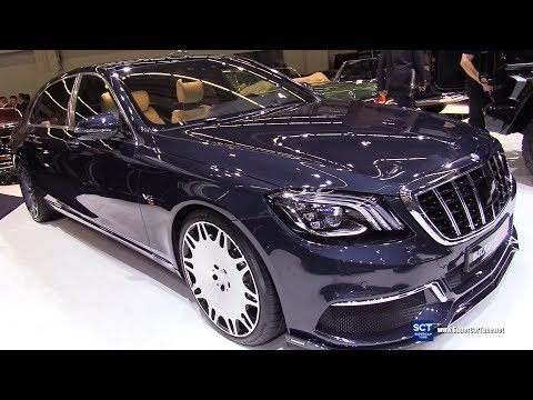 2020 Brabus 900 Mercedes Maybach S 650 - Exterior Interior Walkaround - 2019 IAA Frankfurt Auto Show