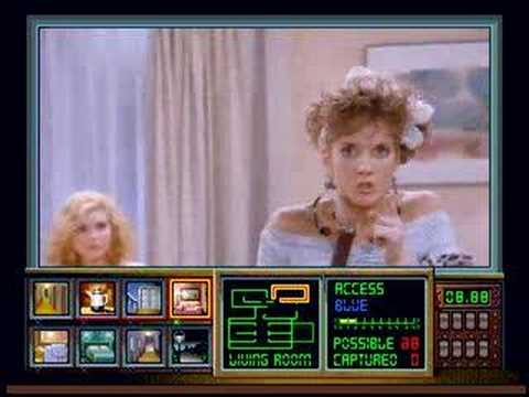 3DO Night Trap - Party time