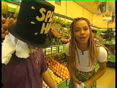 Saturday Disney  Andy The Greengrocer Gets Pied In the Face