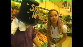 Saturday Disney - Andy The Greengrocer Gets Pied In the Face