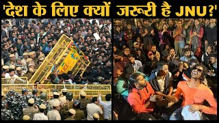 JNU Fee Hike protest में Injured Shashi Bhushan ने Lallantop Adda पर क्या कहा था?