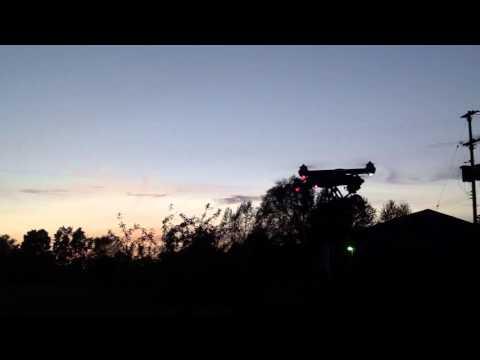 Q500 4K greg and drone ipad video
