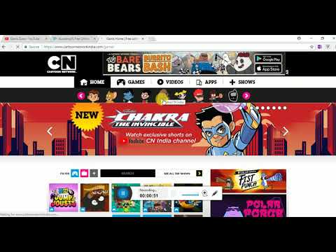 Free Online Cartoon Network Games