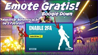 Boogie Down free dance at Fortnite