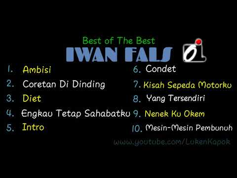 Best of the Best Iwan Fals (Liric)