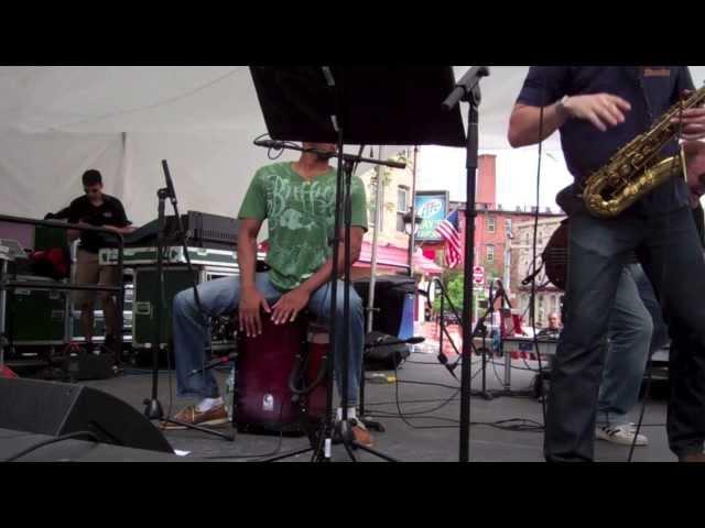 Jonny Hirsch Band - On The Road