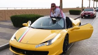 2 Canadians killed in Dubai Ferrari crash