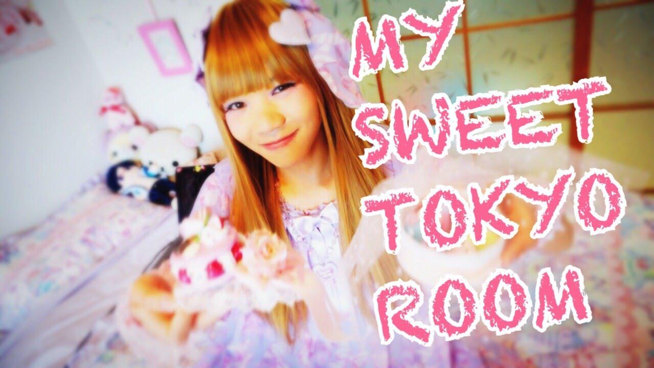 My Sweet Tokyo Bedroom With Akira Kawaii Japanese