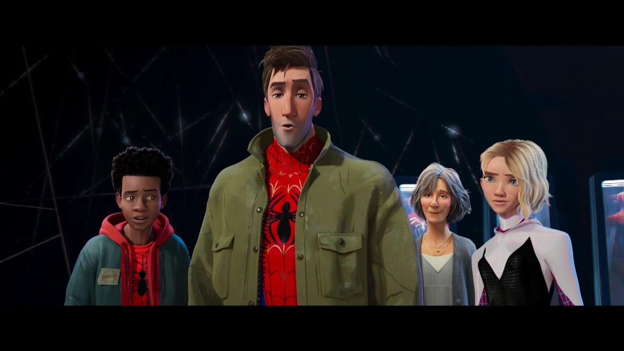 """SPIDER-MAN: DANS LE SPIDER-VERSE: Pub télé - """"Surprise"""""""