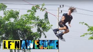 LF'N Awesome - Liquid Force  - Full Part - Bob Soven, Daniel Grant, Raphael Derome